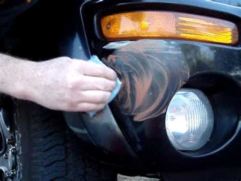 turtlewax rubbing compound - YouTube