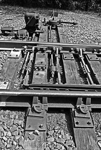 Manual Track Switch Components