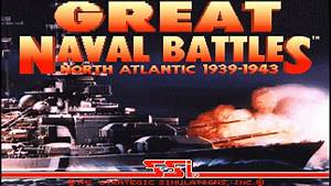 Great Naval Battles I North Atlantic 1939 1943 Pc Dos
