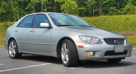 Lexus Is300 2001-2005