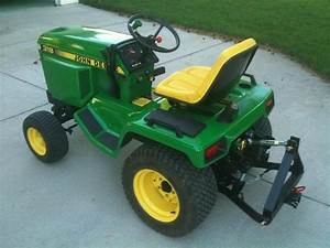 John Deere 1020 Service Manual Download