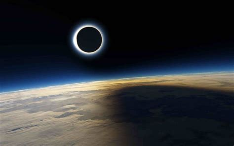 #eclipse #space   Solar eclipse, Eclipse, Outer space