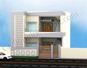 5 Marla House Design - Civil Engineers PK