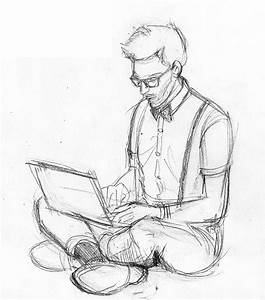 The Gallery For Hipster Boy Drawing Tumblr