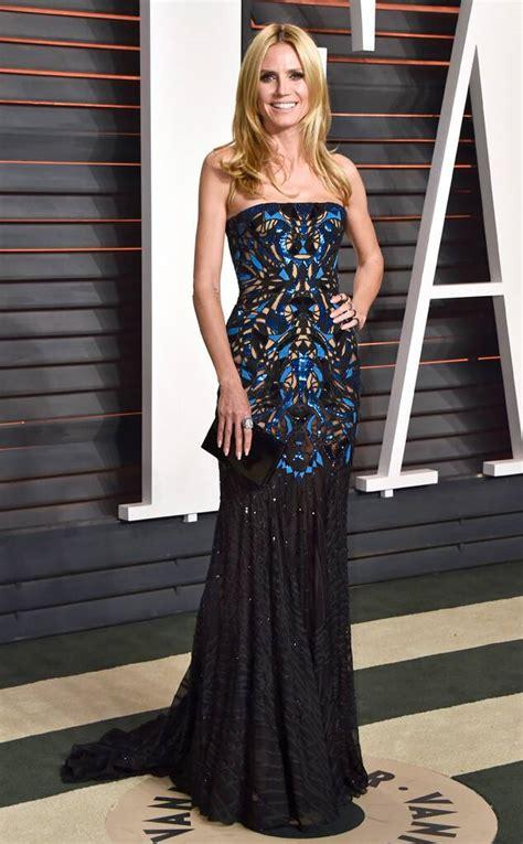 Heidi Klum From Oscars Party Pics News