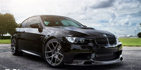 bmw m3 modified jet black bmw e92 m3 by psi modified cars fun