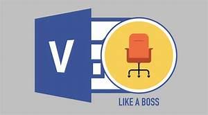 Microsoft Visio Like A Boss