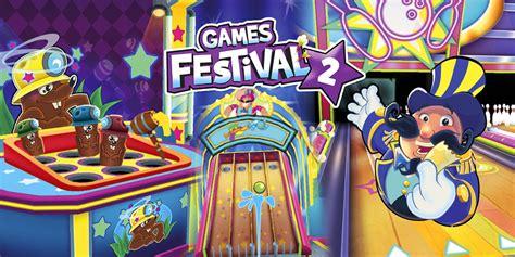 Games Festival 2   Nintendo 3DS   Games   Nintendo