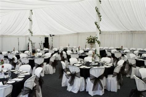 deco de salle mariage noir et blanc centre de table mariage en 32 id 233 e de d 233 coration