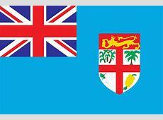 Fiji World Flags Nylon & Polyester 2' x 3' to 5' x 8'