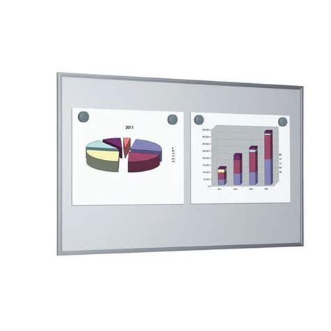 panneau affichage bureau panneau d 39 affichage magnétique manutan fr