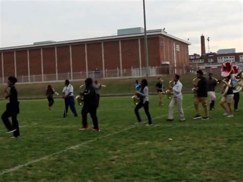 Crispus Attucks H.s. Marching Band Goes Without