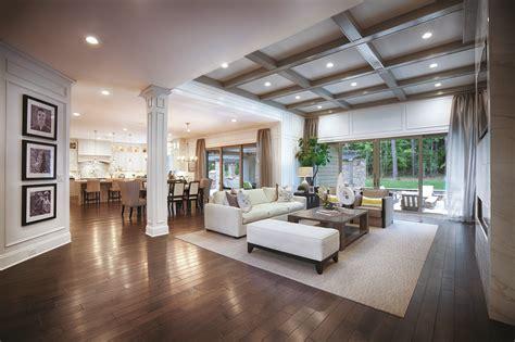 open floor concept design benefits ideas toll brothers