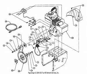 Mtd 317e623d401  1997  Parts Diagram For Engine And V