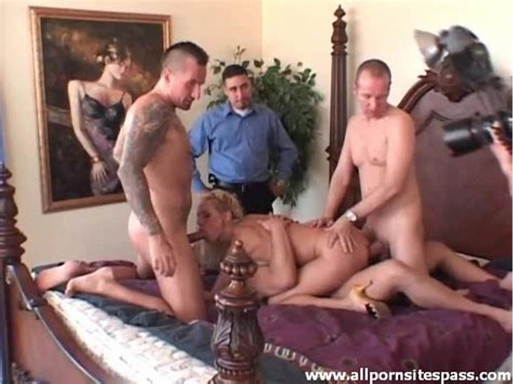 #Behind #The #Scenes #Of #A #Milf #Gangbang
