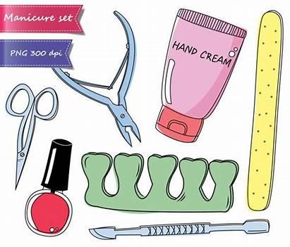 Pedicure Manicure Clip Clipart Clipground Spa 2021