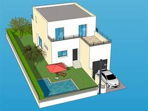 Connaitre Orientation Maison : permis2construire plans de maison pour tous vos projets ~ Premium-room.com Idées de Décoration