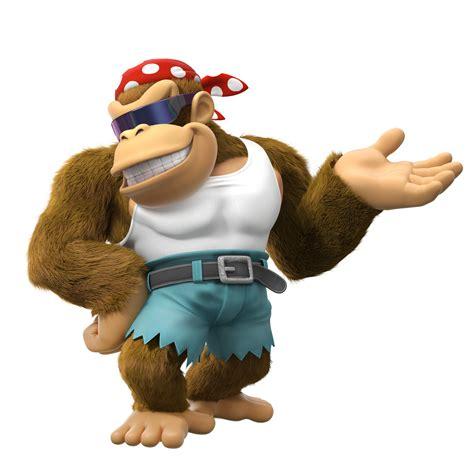 Funky Kong Character Giant Bomb