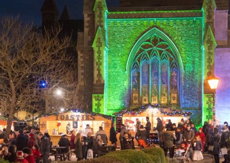 top christmas markets in hertfordshire places