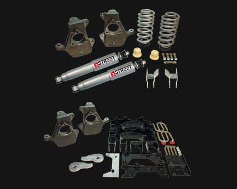 Dodge Dakota Lowering Kit by Belltech Nd2 1 Inch Front 2 Inch Rear Lowering Kit Dodge