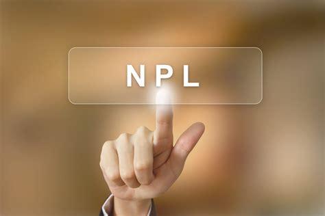 sooner    pro active approach  npl