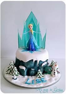 Gâteau Reine Des Neiges : coloriages reine des neiges et activit s imprimer ~ Farleysfitness.com Idées de Décoration