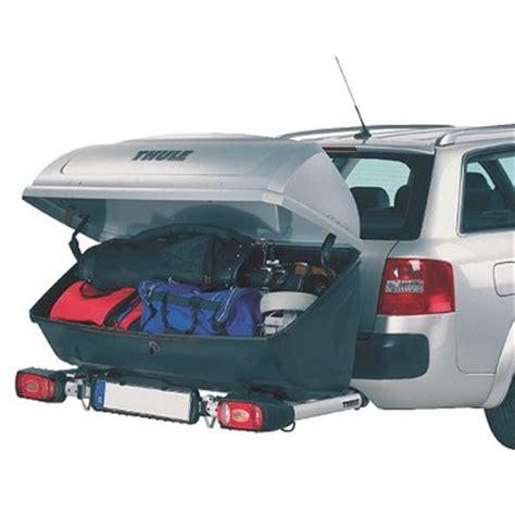 coffre sur attache remorque coffre back up thule 9000 pour porte v 233 los easybase norauto fr