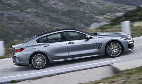 2020 bmw 4 series gran coupe 2020 bmw 8 series gran coupe revealed looks stunning