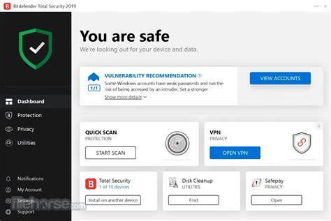 bitdefender total security  build   bit