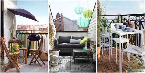 arredamento terrazzo ikea come arredare un piccolo balcone con ikea mondodesign it