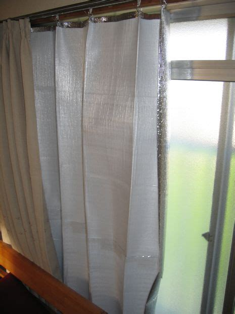 heat blocking curtains 4 steps with pictures