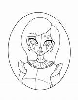Coloring Ivy Poison Coloriage Imprimer Sisters Drawings sketch template