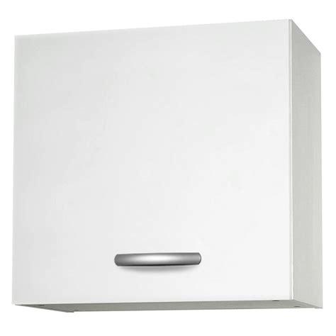 armoire de cuisine leroy merlin meuble de cuisine haut 1 porte blanc h57 9x l60x p35 2cm