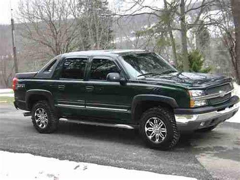 buy   chevrolet avalanche   crew cab pickup