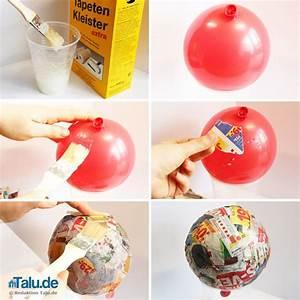 Ballon Mit Mehl Füllen : einfache rassel basteln 3 ideen zum selbermachen ~ Markanthonyermac.com Haus und Dekorationen
