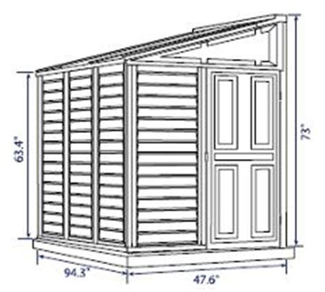 4x8 Rubbermaid Storage Shed by Sidemate Shed 4 X 8 Collapsible Desk Plans Free 8x12