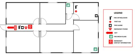 conceptdraw samples building plans fire  emergency
