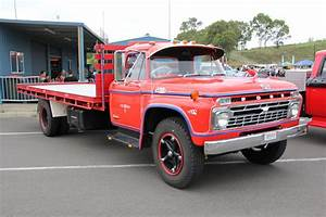1966 Ford F600 Table Top Truck