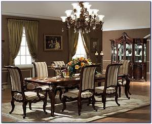 dining room furniture formal dining room home With decorating ideas for dining room tables