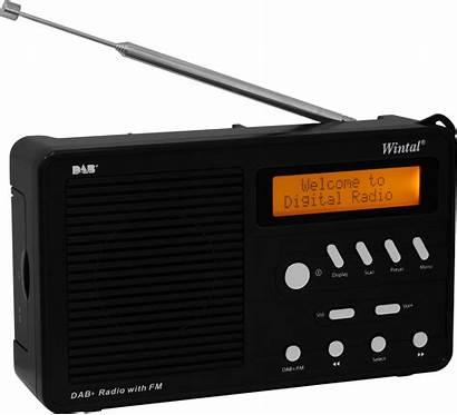 Radio Dab Wintal Digital Portable Fm Invention