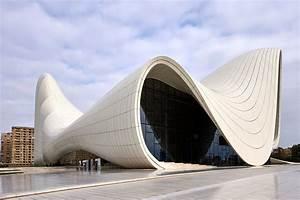 Zaha, Hadid, Modern, Architecture, Photos