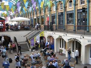 Gardens Green Market by Covent Garden London England Address Phone Number