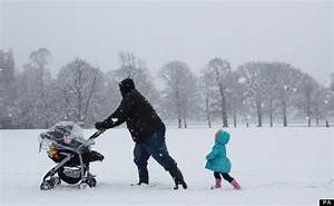 UK Weather: 10cm Snow In North East, Ice, Snow and ...
