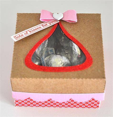cutting cafe hershey kiss window box  template