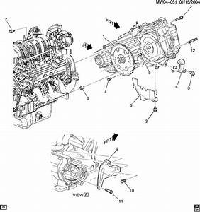2004 Pontiac 3 8 Supercharged Engine