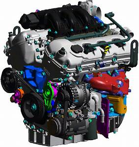 2008 Ford Edge Engine Diagram