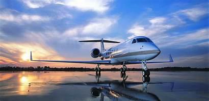 Aviation Gulfstream Aircraft Transport Services Airplane Jet