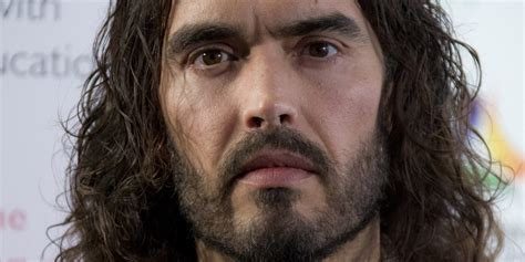 russell brand facebook russell brand mockery nears zenith as he is spliced with