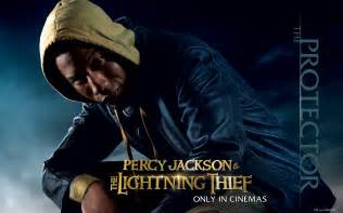 Percy Jackson and the Lightning Thief Grover