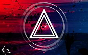 Triangle, Abstract, Hd, Wallpaper